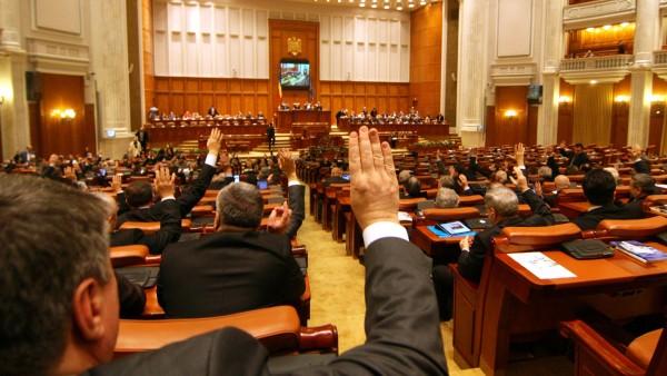 pensii pentru parlamentari